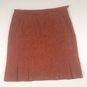 Talbots Petite pencil skirt